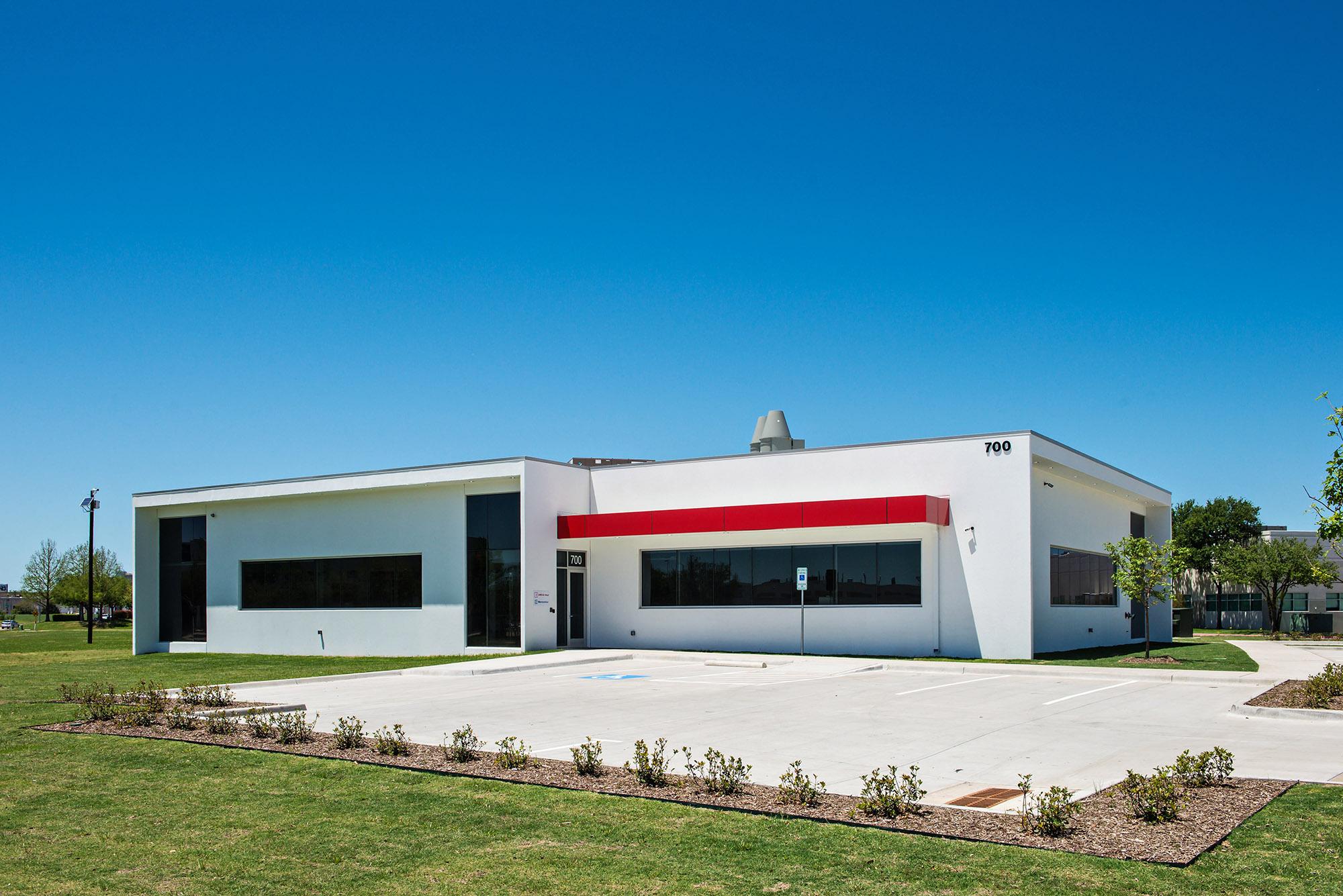 New Macrocyclcs production facility in Plano, TX
