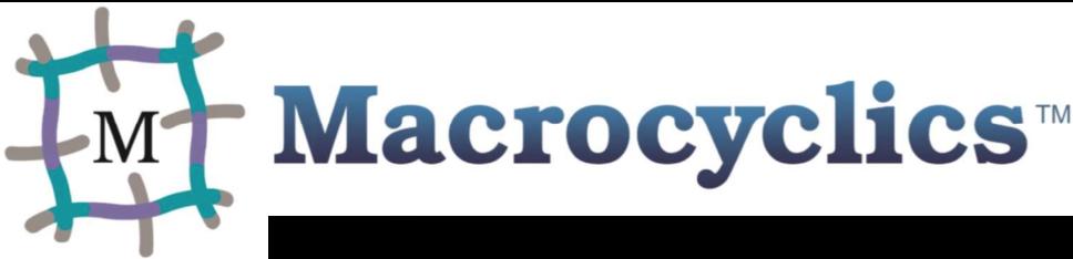 Macrocyclics